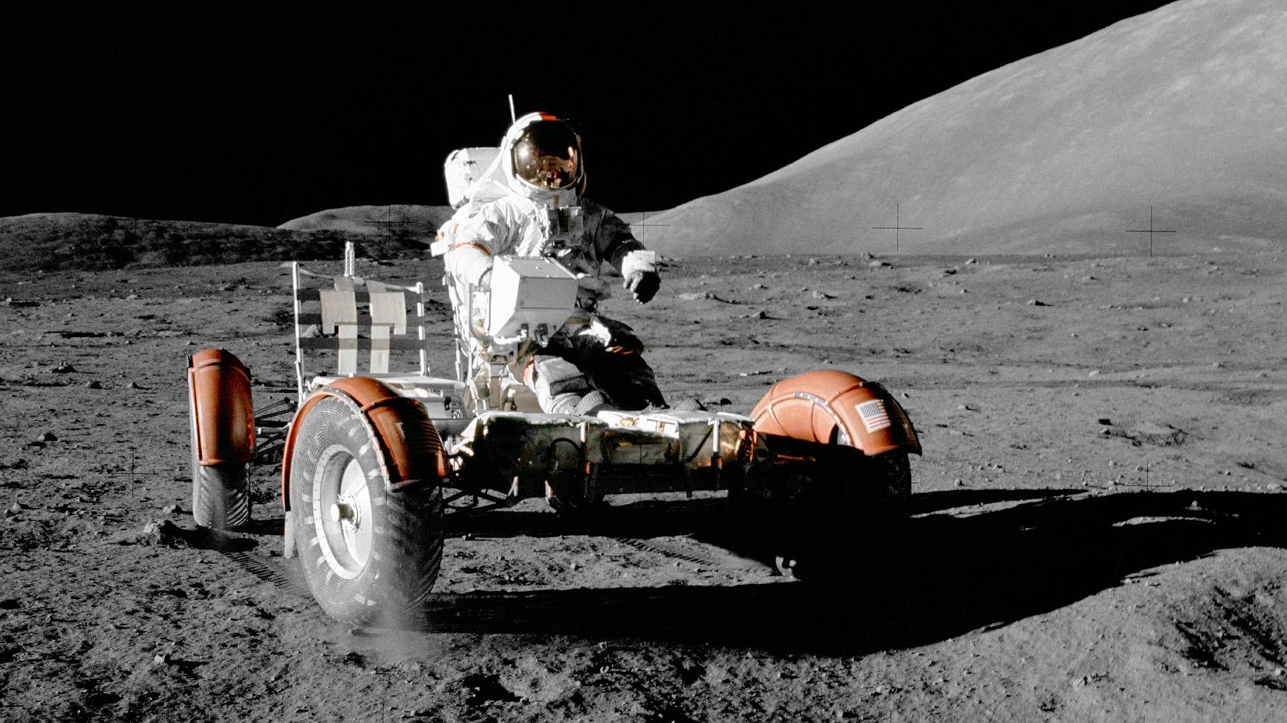 Local Researchers Reveal Secrets of Lunar Dust, Atom by Atom