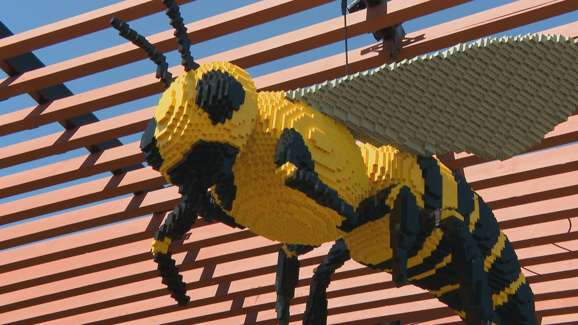 Morton Arboretum Builds Connections to Nature, Brick by Lego Brick