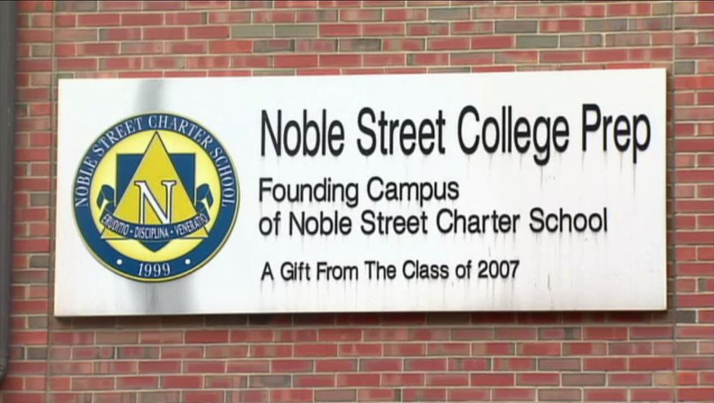 NOBLE charter school.'