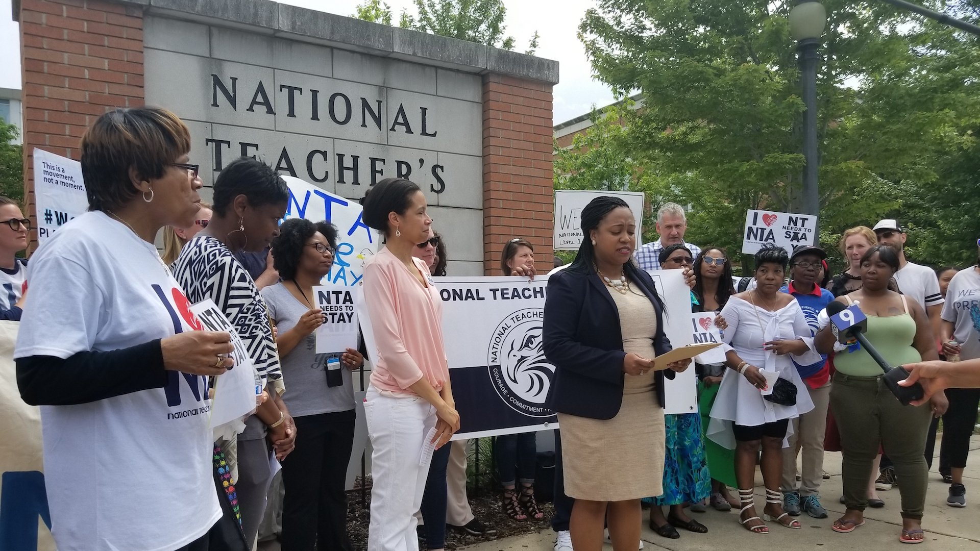 NTA Families Sue CPS, Claim School Transition Plan Violates Civil