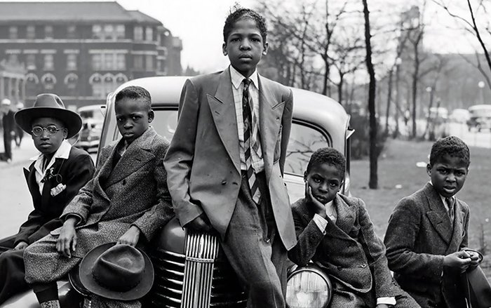 Ask geoffrey the story behind an iconic 1940s bronzeville photo