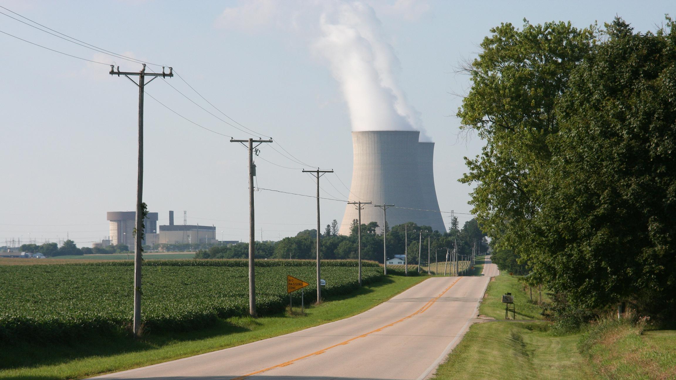 BGA Illinois Nuclear Plants Leak Spill Radioactive Water