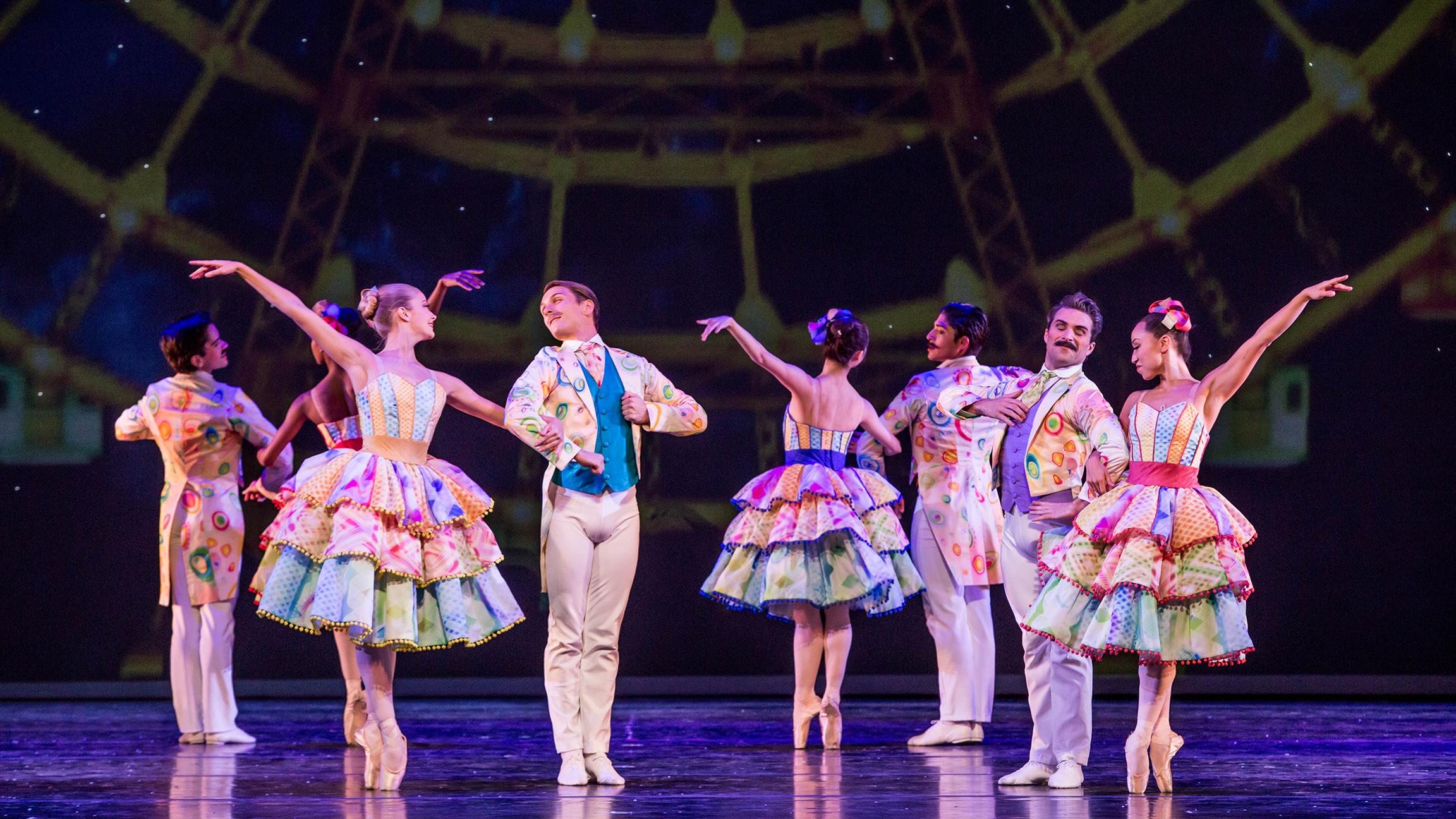 Image result for nutcracker joffrey ballet