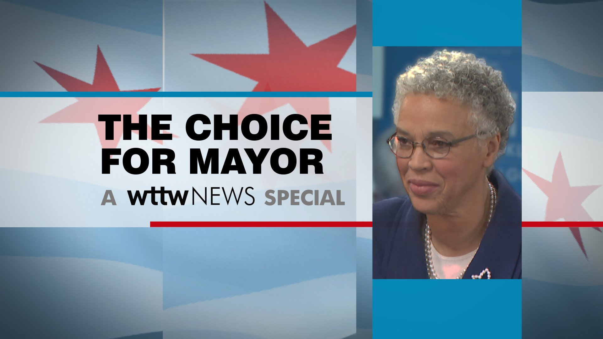 The Choice for Mayor 2019: Toni Preckwinkle