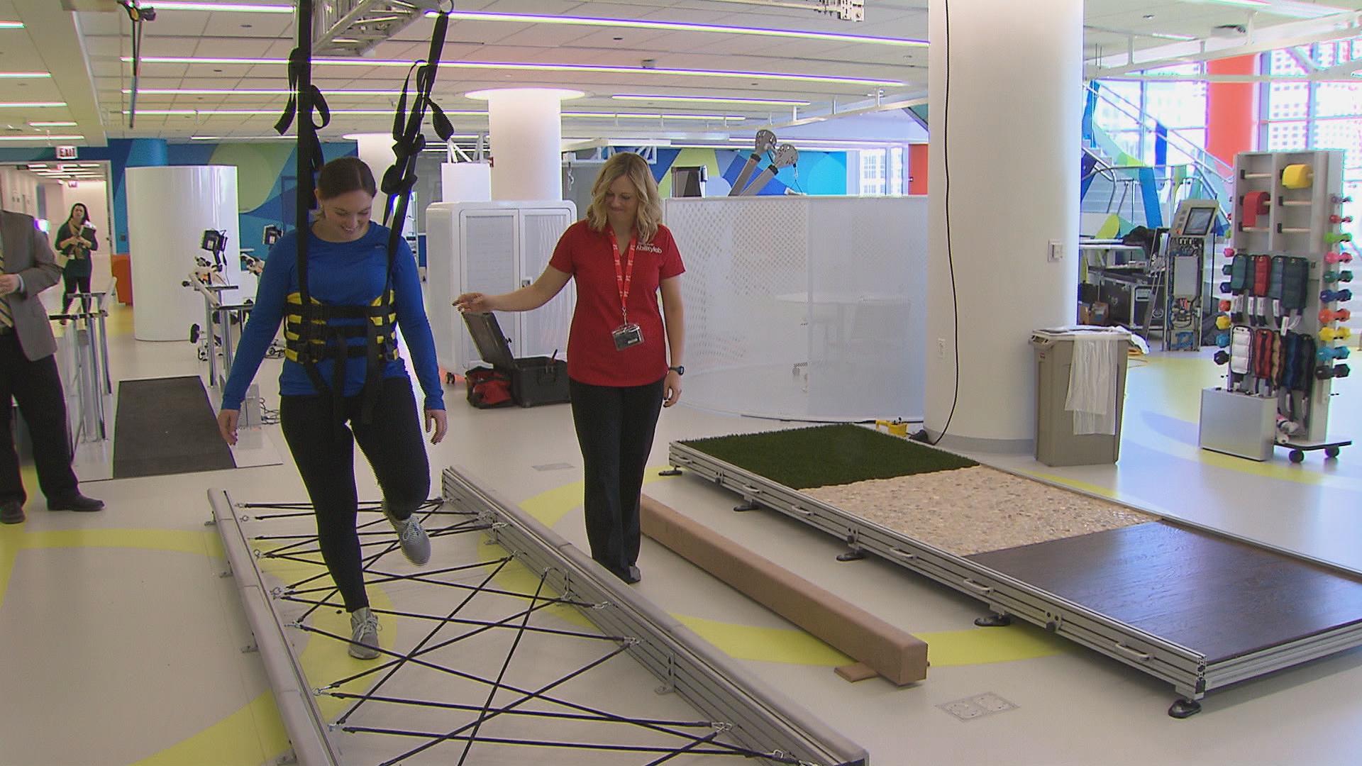Rehabilitation Institute of Chicago Unveils New AbilityLab