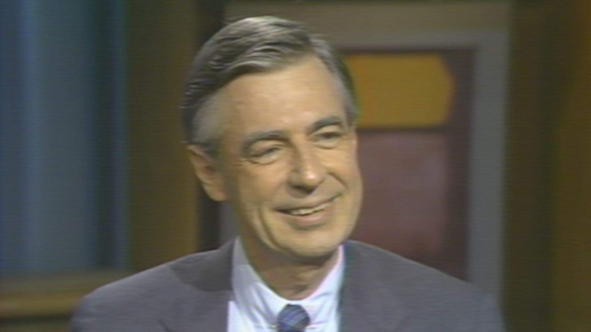 From The Archives John Callaway Interviews Pbs Icon Fred Rogers 1985 Chicago News Wttw