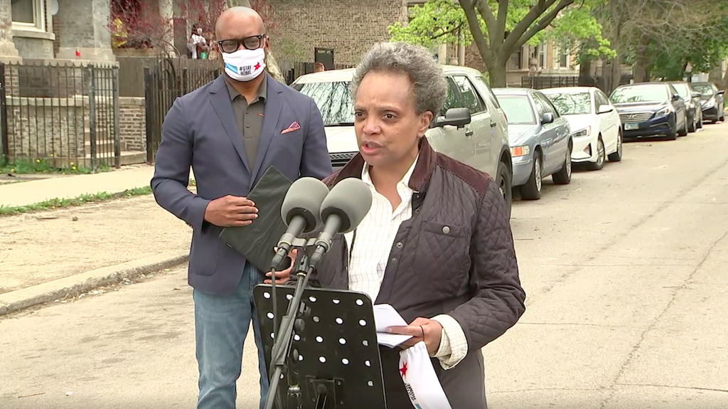 We Will Shut You Down Lightfoot Warns Of Arrests For Party Hosts During Pandemic Chicago News Wttw