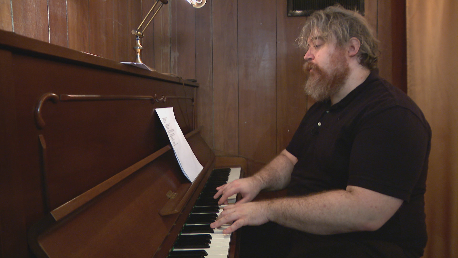 Local Musician Finds A Muse In Mr Rogers Chicago News Wttw