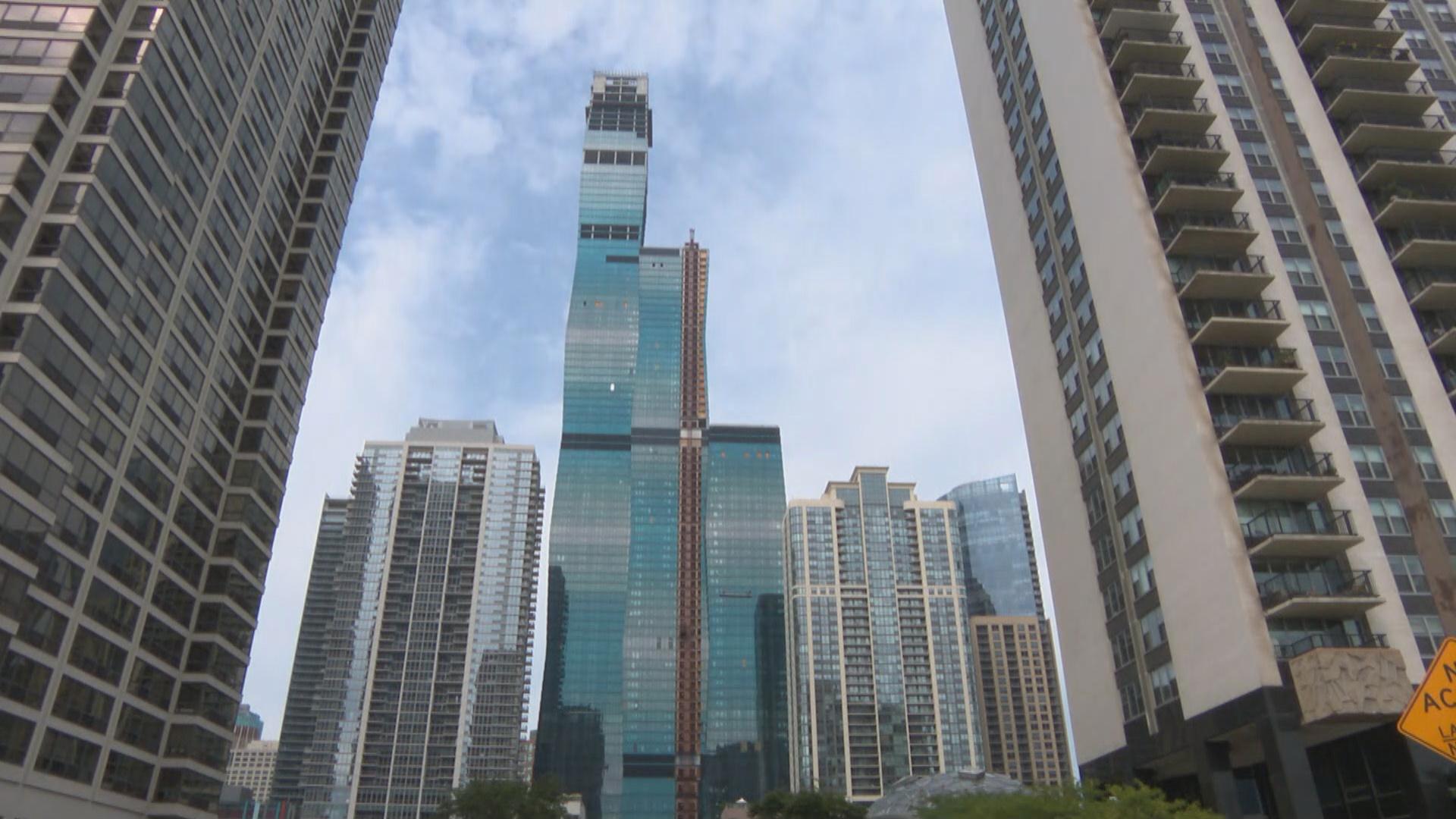 Vista Tower's Engineering Feats: Blair Kamin Explains