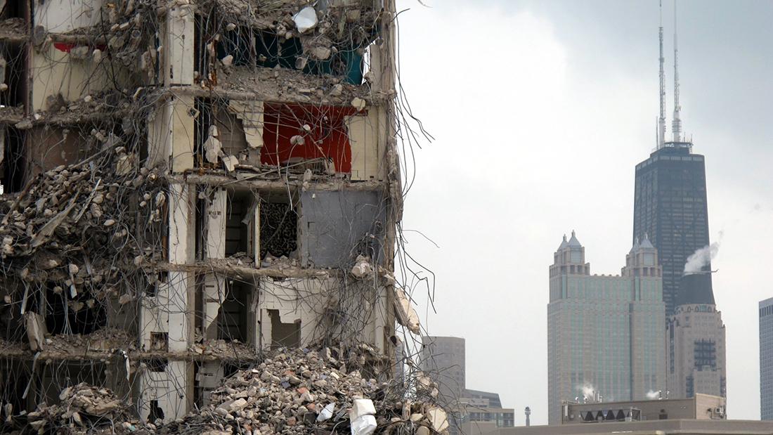 demolition of cabrini green