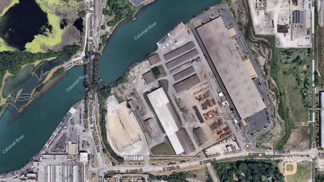 EPA Finds High Levels of Manganese at Another Southeast Side Facility