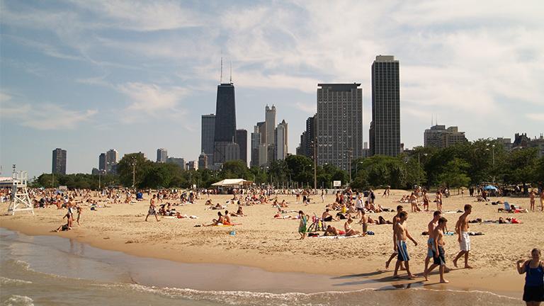 Chicago beaches Nude Photos 90