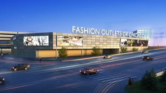 Fashion outlets in chicago