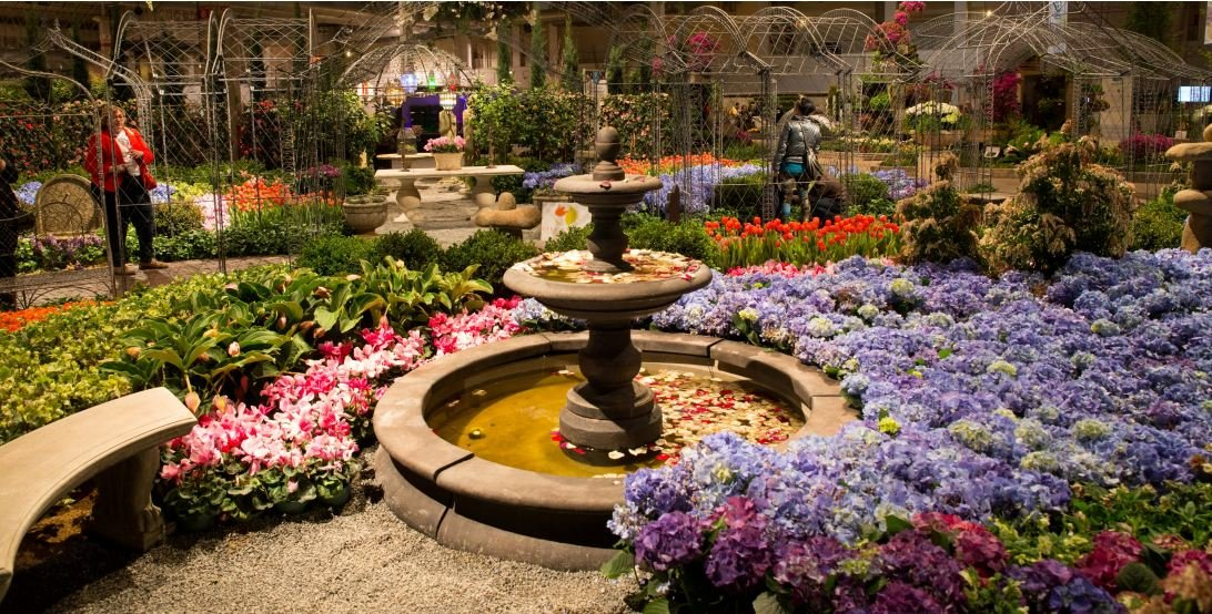 Flower And Garden Show Chicago Upcoming Events Chicago Flower Garden Show 2014 Gozamos