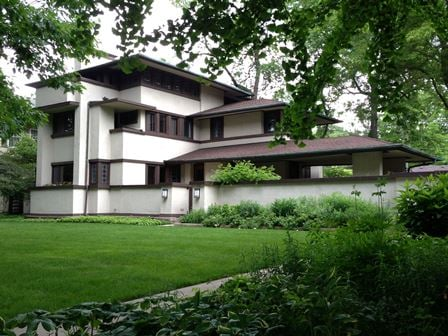 Frank Lloyd Wright Homes For Sale Chicago Tonight Wttw