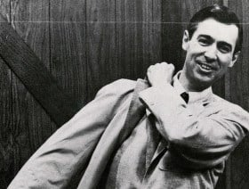 Fred Rogers Artist And Superhero Chicago News Wttw