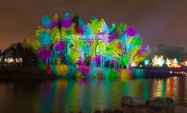 Memphis Christmas Lights