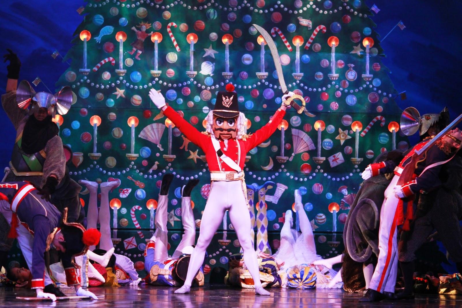 Joffrey Ballet S The Nutcracker Chicago Tonight Wttw