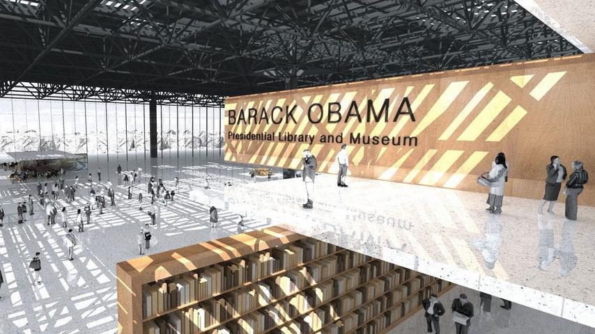 University Of Chicago Touts Park Restoration In Obama Library Bid Chicago Tonight Wttw