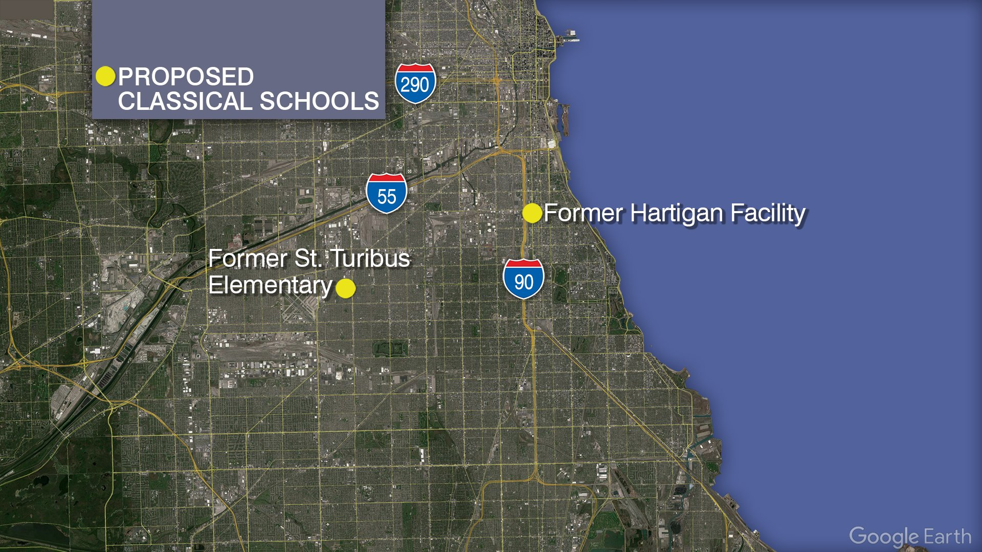 Cps Announces Plans For 2 New Elementary Schools Chicago News Wttw