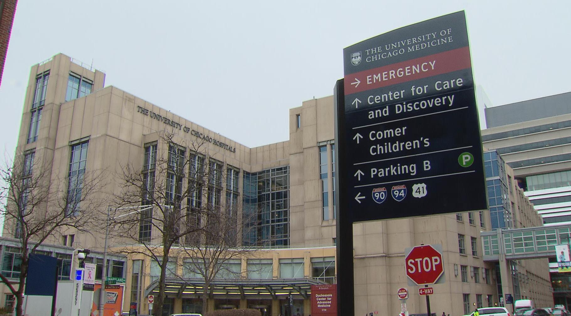Northwestern University Hospital Emergency Room