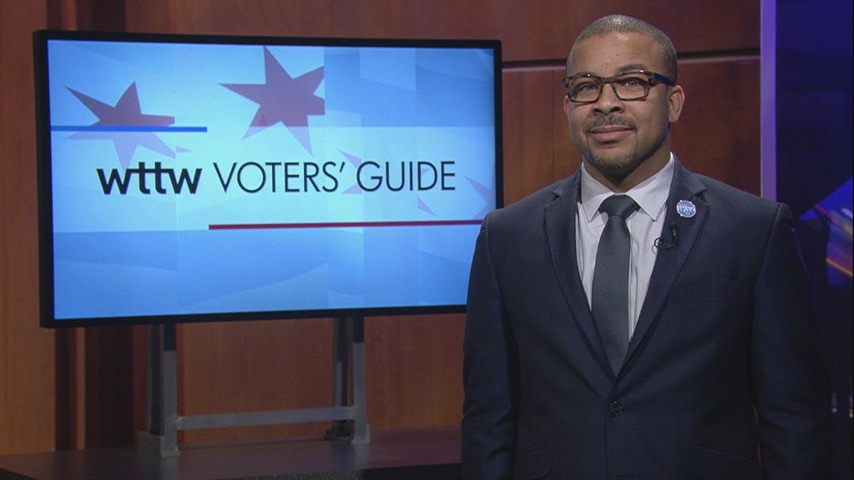 24th Ward Candidate For Alderman