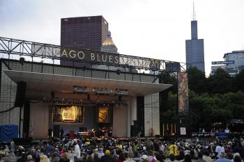 Courtesy of the Chicago Blues Festival
