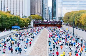 Courtesy of Bank of America Chicago Marathon