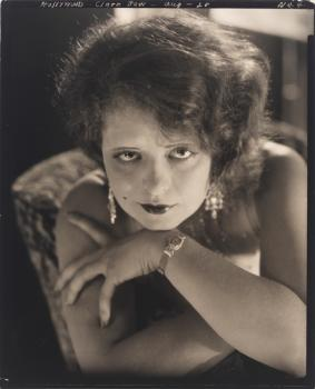 Clara Bow by Edward Steichen