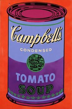 Andy Warhol. Campbell's Soup, 1965. Milwaukee Art Museum, Gift of Mrs. Harry Lynde Bradley, M1977.157.
