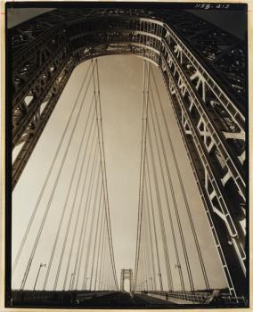 George Washington Bridge by Edward Steichen
