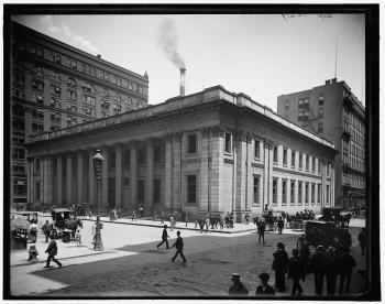 Illinois Trust and Savings Bank; Courtesy Library of Congress