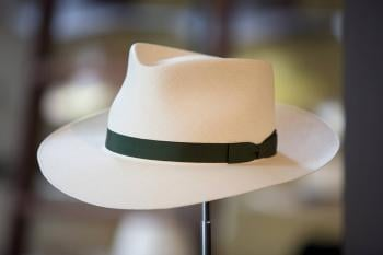 This Panama straw hat costs $20,000