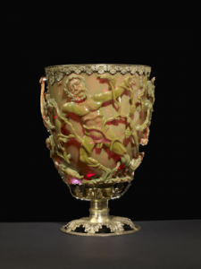 Lycurgus Cup; Courtesy of The Art Institute