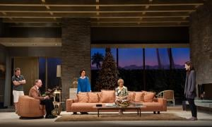 """Other Desert Cities"", Production Photos; courtesy of the Goodman Theatre"