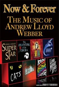 """Now & Forever: The Music of Andrew Lloyd Weber""; courtesy of the Marriott Theatre"