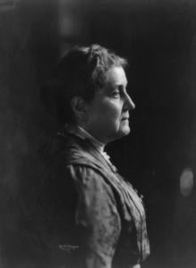 Jane Addams profile; photo credit: Wikipedia