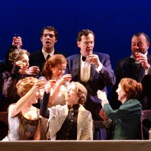 The Dead; Court Theatre