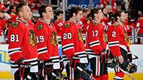 Chicago Blackhawks line
