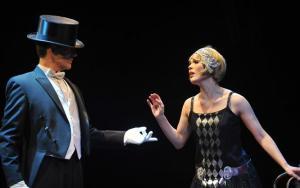 Andrew Lupp and Summer Naomi Smart; Marriott Theatre