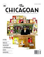 Cover for <em>The Chicagoan's</em> first issue / 2012