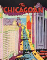 Cover for <em>The Chicagoan's</em> first issue / 1926