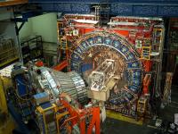 Tevatron particle accelerator. Image credit: Fermilab