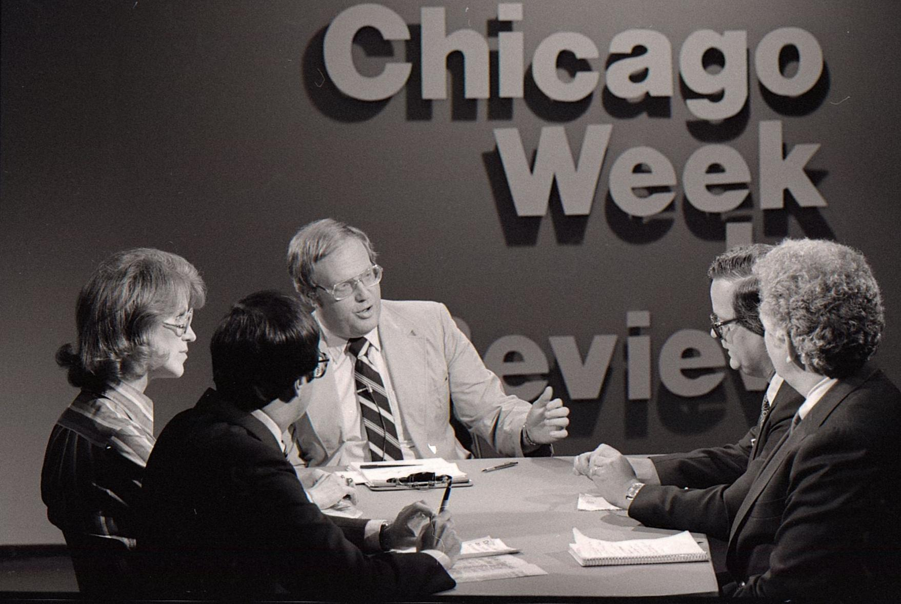"""Chicago Week in Review,"" 1980 (WTTW)"