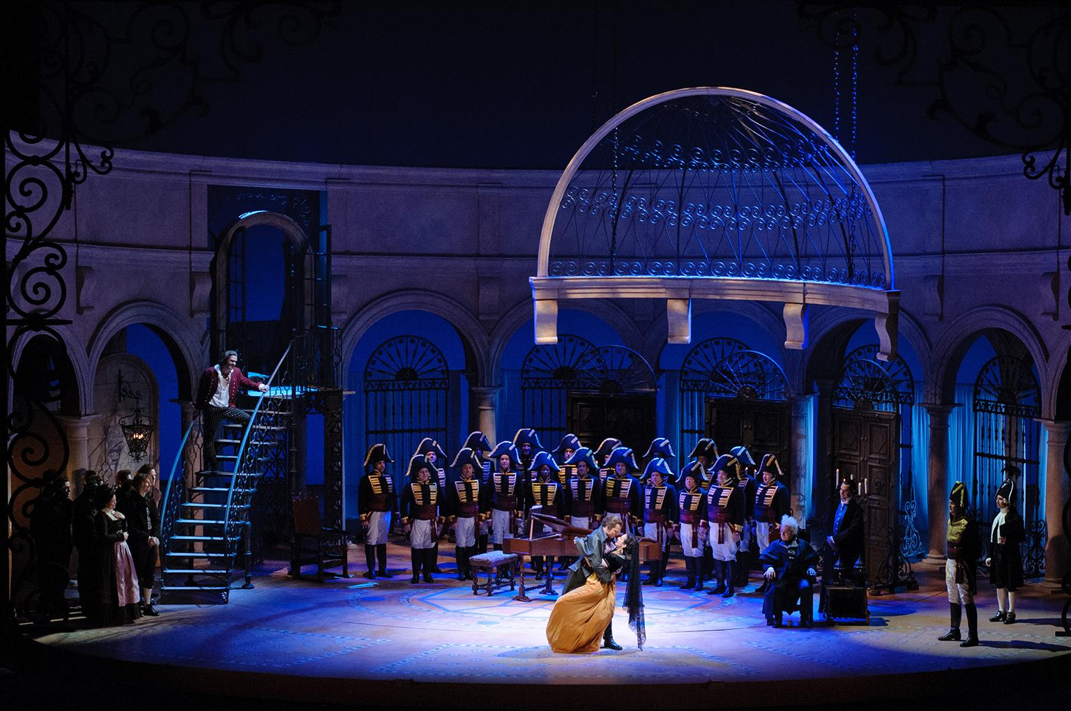 """The Barber of Seville"" (Robert Kusel)"
