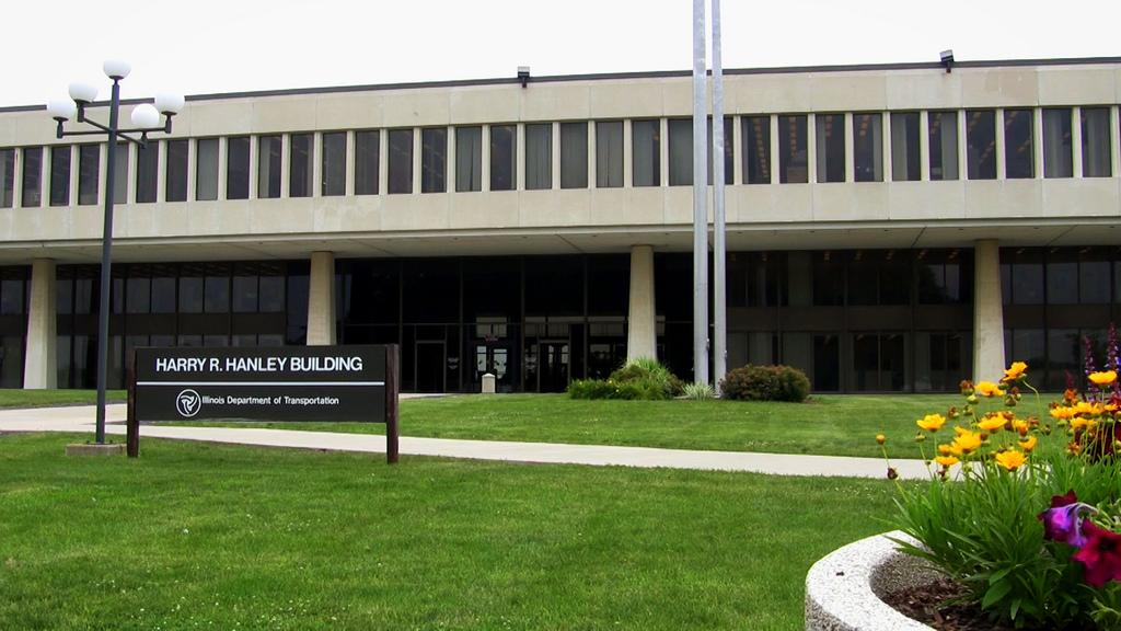 IDOT headquarters in Springfield (Illinois Department of Transportation)