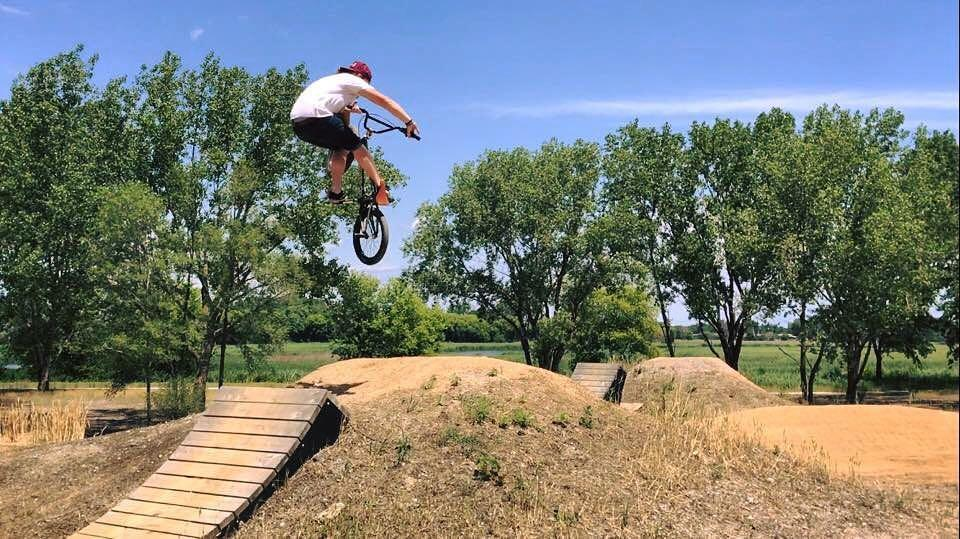The Bike Park at Big Marsh opened in 2016. (Friends of Big Marsh / Facebook)