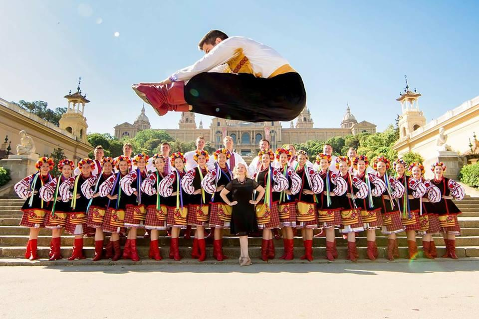 (Hromovytsia Ukrainian Dance Ensemble of Chicago / Facebook)