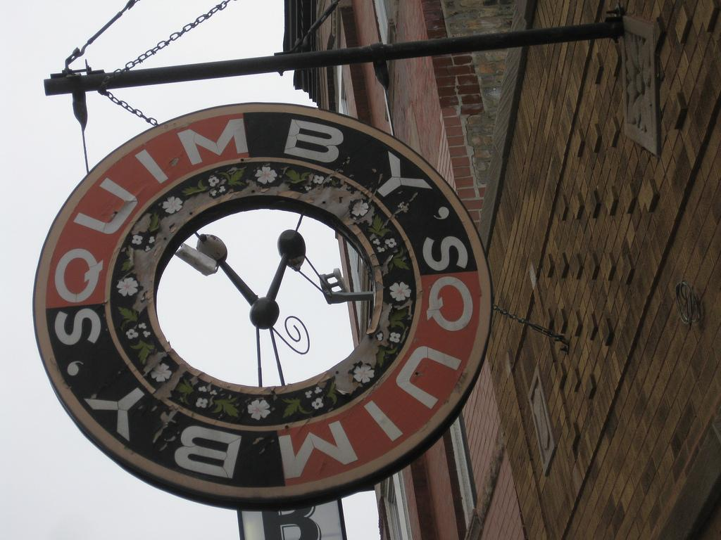 Quimby's opened on Sept. 15, 1991 in Wicker Park. (Quimbys Bookstore / Flickr)