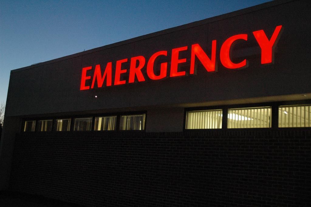 Study Finds Illinois Emergency Room Visits Up After